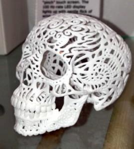 pretty skull cut