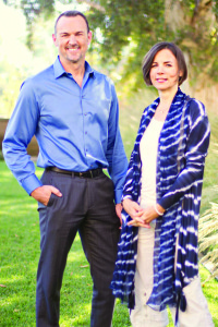 Greg Serpa, Christiane Wolf