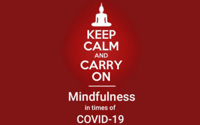 Take a Mindful Approach to COVID-19